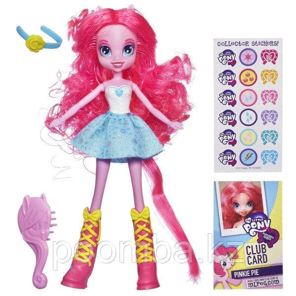 "Кукла My Little Pony Equestria Girls - Pinkie Pie. Кукла ""Девушки Эквестрии"" Пинки Пай"