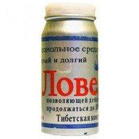 Ловелас ( для увеличения потенции) 10 кап.