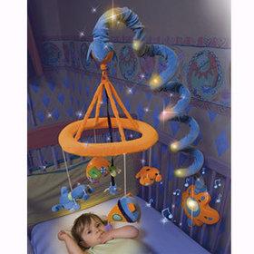 Мобили на кроватку, ночники, проекторы