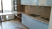 Кухонный фартук из искусственного камня в г.Алматы