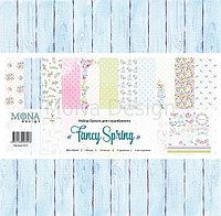 "Набор бумаги ""Fancy spring"", фото 1"