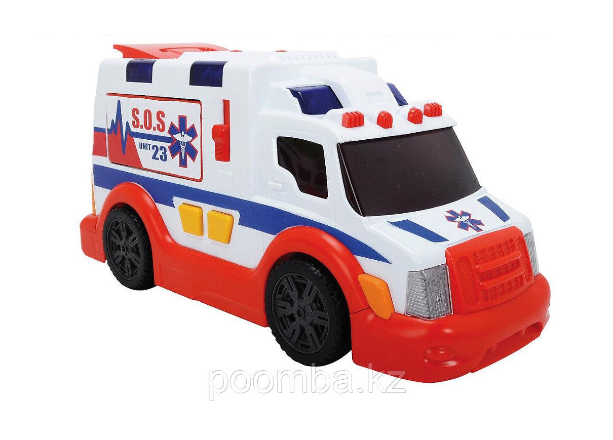 Машина скорой помощи (свет, звук)