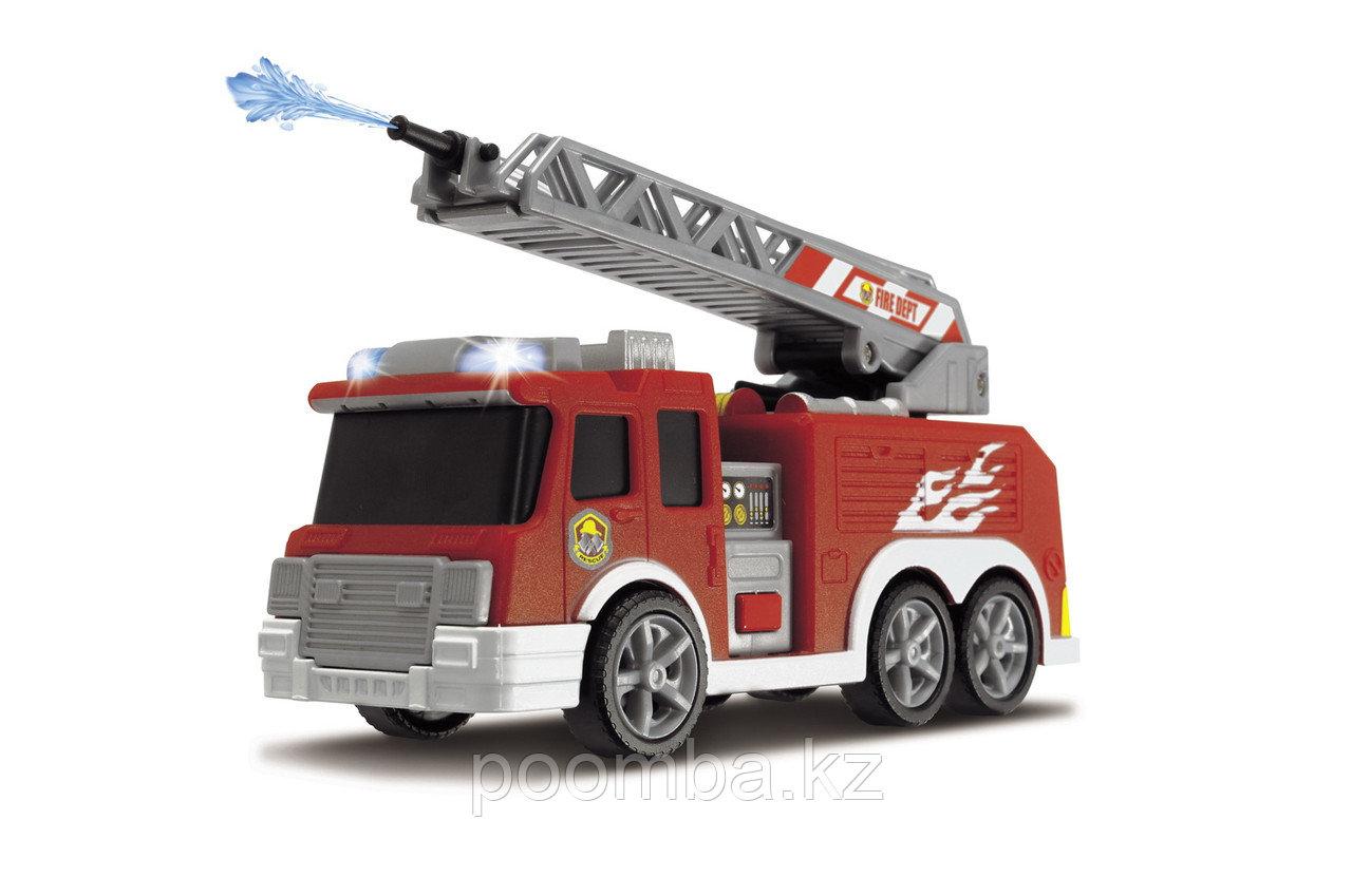 Пожарная машина со светом и звуком, 15см