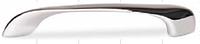 Мебельная ручка , цинковое литье, 64 мм, цвет хром