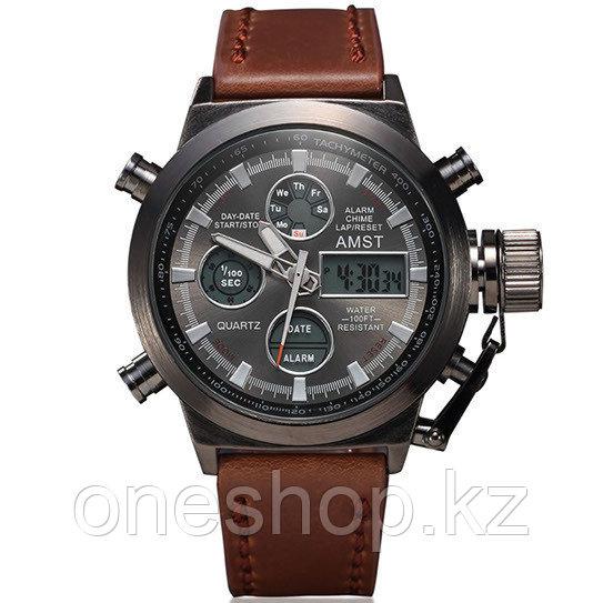 Мужские наручные армейские часы AMST 3003