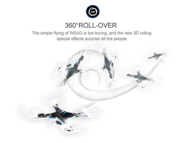 360° флипы