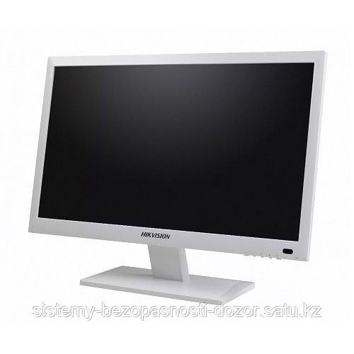 8-канальный сетевой видеорегистратор HikVision + ЖК монитор DS-7600NI-E1/A