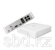 4-канальный сетевой видеорегистратор Hikvision DS-7104NI-SN/P