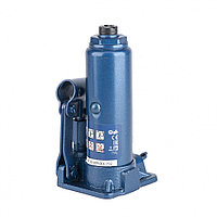 Домкрат гидравлический бутылочный, 2 т, h подъема 181–345 мм, в пласт. кейсе// Stels