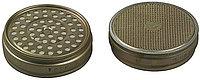 ЗУБР А1 фильтры для РПГ-67, два фильтра в упаковке