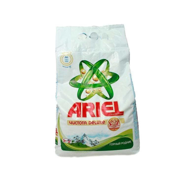Ariel чистота DELUXE Горный родник 6 кг