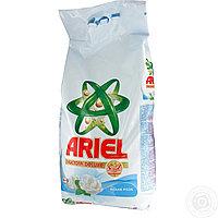 Ariel чистота DELUXE Белая роза 9 кг