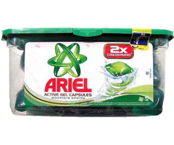 Ariel Liquid Capsules Touch of Lenor Fresh 864 г