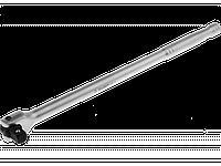 """Вороток ЗУБР """"МАСТЕР"""" перекидной для торцовых головок (1/2""""), Cr-V, хроматированное покрытие, 380мм"""