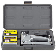 "Степлер ""Pro 53"" для скоб тип 53 (4-14 мм), в кейсе, STAYER Professional"
