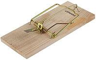 """Мышеловка STAYER """"STANDARD"""", деревянное основание, малая"""