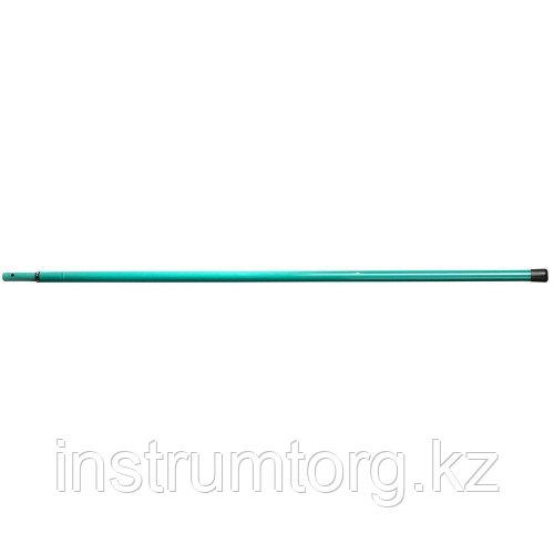 Ручка телескопическая алюминиевая, для 4218-53/372C, 4218-53/371, RACO 4218-53380F, 1,5-2,4м