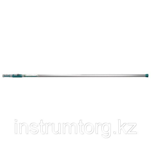 """Ручка телескопическая """"Connexion System"""", RACO 4218-53385A, алюминиевая, для арт. 4216-53/335C, 4216-53/337C,"""