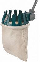 Плодосборник с поворотным механизмом, RACO 42350-53/368C, крепление под черенок, D=160мм