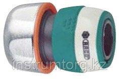 """RACO PROFI-PLUS 3/4"""", соединитель быстросъемный для шланга, из металла с TPR"""