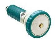 """RACO 315C 4 режима, наконечник поливочный пластиковый с TPR, с соединителем 1/2"""""""