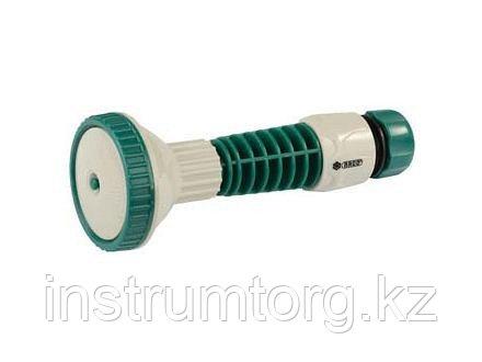 """RACO 387C 4 режима, с вентилем, наконечник поливочный пластиковый, с соединителем 1/2"""""""
