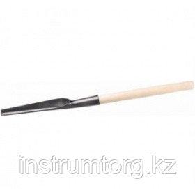 Корнеудалитель ЗУБР с деревянной ручкой
