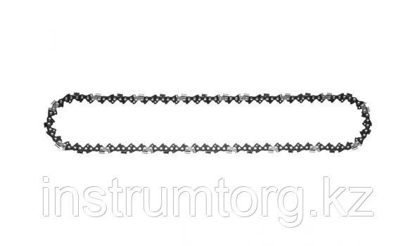 "Цепь для бензопилы, ЗУБР 70302-45, тип 2, шаг 0,325"", паз 0,058"", для шины 18"" (45 см)"