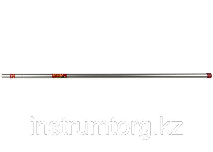 Телескопическая ручка для штанговых сучкорезов, алюминиевая, GRINDA