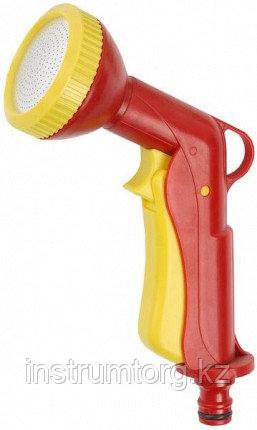 GRINDA P-S, душевой, курок спереди, пистолет поливочный пластиковый