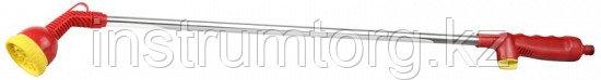 GRINDA L-10, 890 мм, 10 режимов, наконечник поливочный на алюминиевом удлинителе