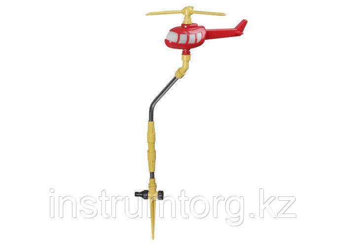 """Распылитель GRINDA пластмассовый, тип """"Вертолет"""", на алюмин. удлинителе"""