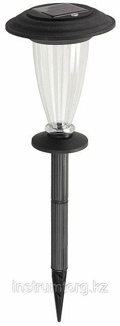 Светильник СВЕТОЗАР с пластмассовым корпусом, 1 светодиод, белый свет, 1 Ni-Cd аккум. по 600мАч, 145x490мм