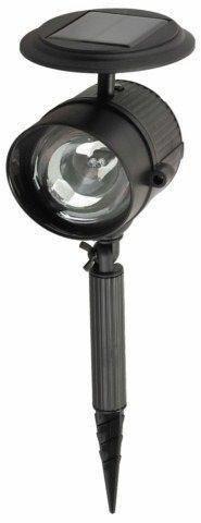 Светильник СВЕТОЗАР с пластмассовым корпусом, 2 светодиода, белый свет, 3 Ni-Cd аккум. по 900мАч, 150x350мм