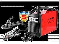 Инвертор ЗУБР сварочный, электр. 1,6-4,0 мм, А20-190, 1*220В