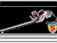 Кусторез ЗУБР электрический, шина 600мм, р/с 22мм, поворотная рукоятка, электронный тормоз, 710Вт