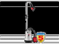 Насос ЗУБР погружной (бочковой), низкого давления , высота подачи воды 9м, 41 л/мин, 300Вт
