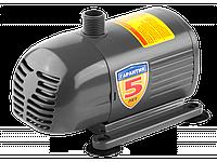 Насос фонтанный, ЗУБР ЗНФЧ-33-2.5, для чистой воды, напор 2,5 м, насадки: колокольчик, гейзер, каскад, 50 Вт,