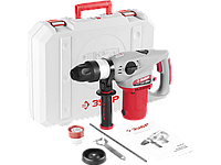 Перфоратор SDS-plus, ЗУБР ЗП-805ЭК, 3.8 Дж, 800 об/мин, 3000 уд/мин, 805 Вт, кейс