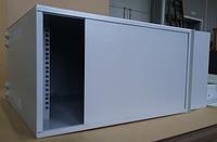 Антивандальный шкаф АВ пенального типа 6U (600*570*338), фото 1