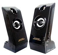 "Колонки ""Camac CMK-X9     3W RMS(1.5Wx2) AC,Headphone Jack,Microphone Jack  кор-30шт"""