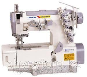 Плоскошовная промышленная машина для легких и средних тканей JACK JK-8569АDI-01BBx356