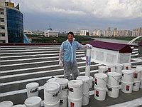 Жидкая гидроизоляция крыши, звоните - мы Вам поможем