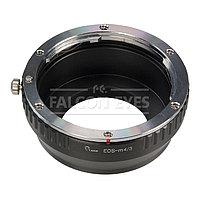 Falcon Eyes Canon EOS на Olympus M4/3 переходное кольцо