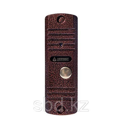 Антивандальная накладная аудиопанель AVC-105 (медь) Activision