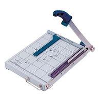 Резак для бумаги 869-4 А4 с фиксатором  металл