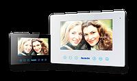 Цветной видеодомофон со сменными панелями FE-77D Falcon Eye