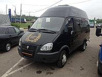 Катафалк на базе ГАЗели БИЗНЕС ГАЗ 2705