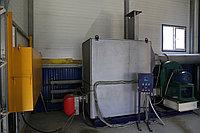 Дизельный Теплогенератор ТГВ-250 на раме, фото 1