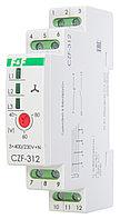 CZF-312 Реле контроля фаз, Асимметрия регулируемая 40-80 В, минимальное напряжение 160 В, задержка отключения